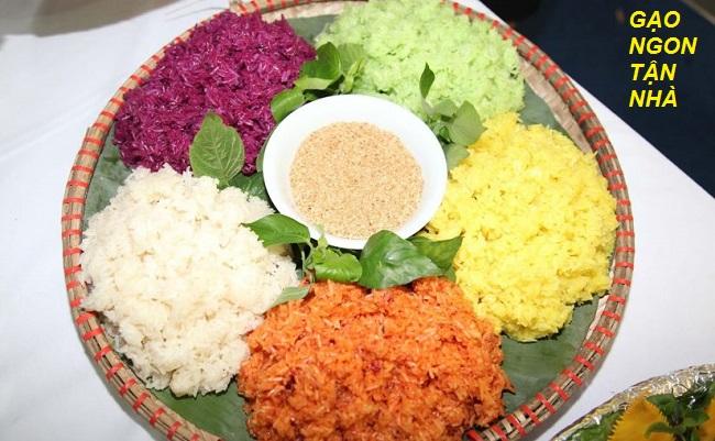 Gạo Nếp Thái