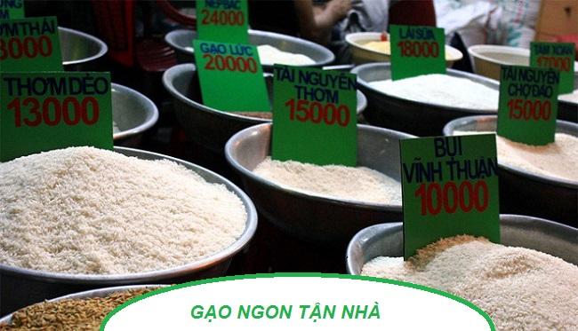 Tư vấn mở đại lý gạo tại HCM và khu vực lân cận