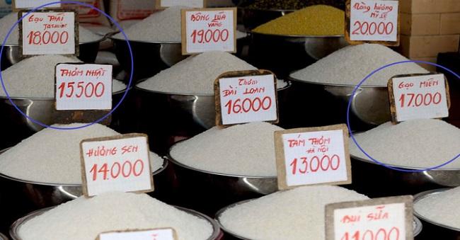 Phân phối gạo cho quán cơm, tiệm tạp hóa tại tphcm