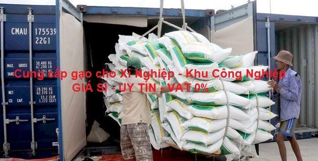 Chuyên cung cấp gạo cho công ty xí nghiệp tại quận 1 giá rẻ chiết khấu 0%