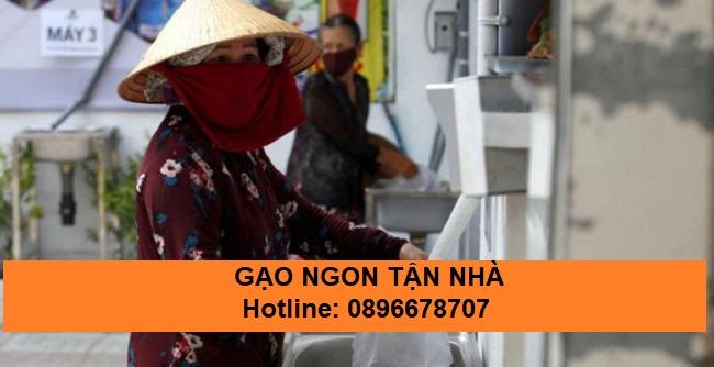Cung cấp gạo từ thiện cho máy atm gạo tại Tân Phú