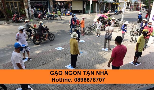 Giao gạo từ thiện tại Tân Phú uy tín, giá rẻ